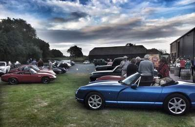 Classic Car Connections first meeting